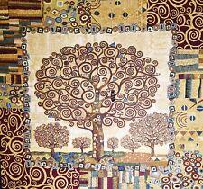 Arazzo - Tapestry - Albero della Vita (Klimt) - 65x65 cm - Made in Italy