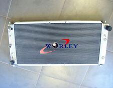 Aluminum Radiator for MAZDA EUNOS 30X 2.2L 1991-1997 AT/MT 91 92 93 93 94 95 96