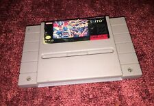 Sonic Blast Man 1 (Super Nintendo Entertainment System SNES) Cart Only Tested