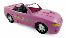 Starletz Ford Mustang Glam Pink Convertible Car for Dolls (Great Barbie)