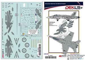 1/32 F/A-18 Hornet - RAAF 3 SQN A21-3 Decal DEKL's II