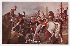 NAPOLEON  blessé devant RATISBONNE (25 Avril 1809). C. GAUTHEROT