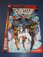 Justice League Future State #1 Nm Gem