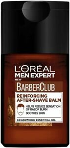 Loreal Men Expert Barber Club Soothing After Shave Balm, 125 ml