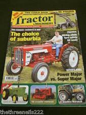 TRATTORE & macchine-migliore degli anni' 70-DEC 2010 VOL 17 # 1