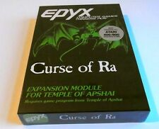 Atari XL : Dunjonquest: Curse of Ra - Epyx 1982  - Kasseten Version