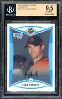 Jake Arrieta Rookie Card 2008 Bowman Chrome Prospects #BCP164 BGS 9.5