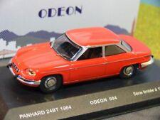 1/43 Odeon Panhard 24BT 1964 rot Odeon004