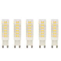 5x 7W G9 LED Stiftsockellampe Leuchtmittel Lampe Leuchte Warmweiß 3000K