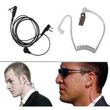 Bodyguard Earpiece Headset PTT Mic For Motorola GP3688 2-Way Radio Walkie Talkie