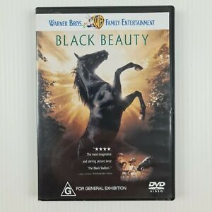 Black Beauty DVD - Sean Bean - David Thewlis - Region 4 - TRACKED POST