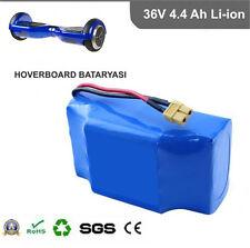 "Batería de Li-ion de 36V 4.4Ah / 4400mAh para 6.5 ""7"" 8 ""2 Ruedas Hover Scooter"
