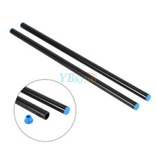 Durable 40cm 15mm Follow Focus Rig Cage Rod Rail System ES For Camera Camcorder