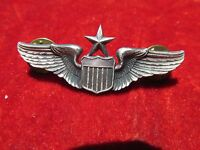 US Army Air Force AAF SENIOR  PILOT  wing 2 inch