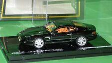 (Vitesse) 1/43 Aston Martin DB7 GT, colore nero metallizzato,  Limited edition 8