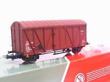 Hobbytrade H0 33354 ged. Güterwagen Gkklms NMBS / SNCB OVP (LN8573)