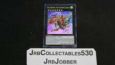 YUGIOH! Gaia Dragon the Thunder Charger GAOV-EN046 1st Super x1