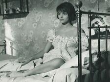 PERRETTE PRADIER LE SCELERAT 1960 VINTAGE PHOTO ORIGINAL FREDERIC DARD