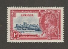 NO RESERVE AUCTION!! Antigua stamp #77, MHOG VVF Silver Jubilee 1937