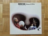 Sun Ra And His Arkestra – Pictures Of Infinity lp ( UK issue )