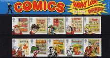 GB 2012 COMICS PRESENTATION PACK No 469 MINT STAMP SET SG 3284-3293 SCAN # 469