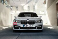 BMW Neu Original G11 G12 M Sport Scheinwerfer Scheiben Deckel O / RECHTS 8064746