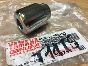 Yamaha 42N-26246-00 embout masse guidon XV125 XV250 Virago XV125S XV250S