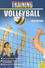Training Volleyball by Katrin Barth and Antje Linkerhand (2007, Paperback)