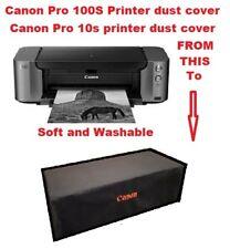 Canon Pixma.PRO100s, PRO-10S  canon Dust cover soft polar fleece ( WASHABLE)