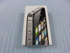 Apple iPhone 4S 8GB Schwarz! Ohne Simlock! Neuwertig! TOP! OVP!