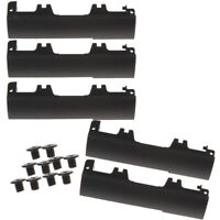 5x Replacement HDD Hard Drive Caddy Cover with Screw for Dell Latitude E6540