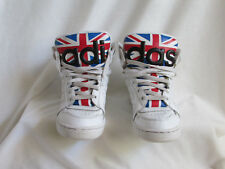 Adidas JEREMY SCOTT Instinct Hi UK Union Jacks Fashion Flag Basketball Sz 6.5