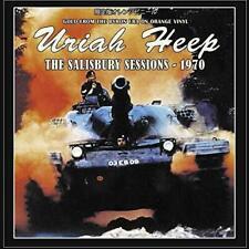 Uriah Heep - The Salisbury Sessions 1970 Limited Edition on Orange Vinyl