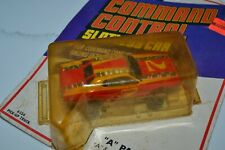 Rare Tyco Banded Dodge Charger  NOS ho slot car for Aurora racing