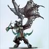 World of Warcraft WOW Illidan Stormrage Demon Form 32cm Action Figure NEW BOXED