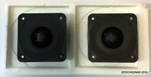 """Lot of 2 Phillips dome tweeter AD 11800/T8 