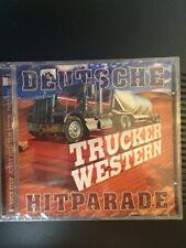 Deutsche und Trucker Western Hitparade Truck Stop, Jonny Hill, Tom Astor,.. [CD]