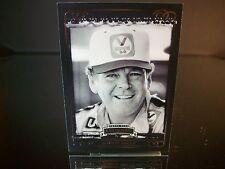 Buddy Baker Press Pass Legends 2008 Card #5
