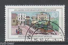 Berlín nº 822 Vandersanden. 150 años ferrocarril Potsdam Banhof -3