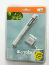 GRIFFIN iKARAOKE microphone For IPOD New Free Shipping