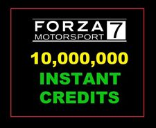 Forza Motorsport 7 crédits (10,000,000) XBOX ONE
