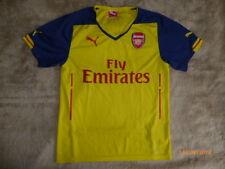 Arsenal FC Puma 2014-15 #S# Away Jersey Shirt Trikot Camiseta Maglia