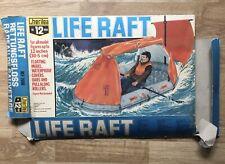 Action Man , Action joe, Gi Joe..Cherilea Life Raft Box,Only Box And Stickers