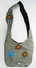 T385 FASHION TRENDY SHOULDER STRAP COTTON BAG  MADE IN NEPAL