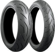 Bridgestone S20 Battlax EVO Front & Rear Tire Set 110/70R-17 & 150/60R-17