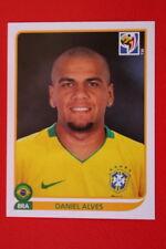 Panini SOUTH AFRICA 2010 493 BRASIL DANIEL ALVES TOPMINT!!