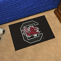 "University of South Carolina Durable Starter Mat - 19"" X 30"""