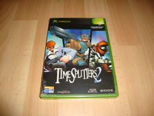 Pal version Microsoft Xbox TimeSplitters 2