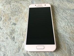 Samsung Galaxy A3 2017 SM-A320FL - 16GB - Pink (Unlocked) Smartphone