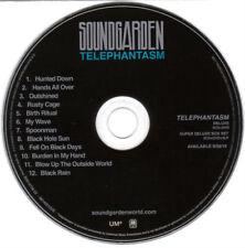 Soundgarden CD Telephantasm Geffen Deluxe Audio CD Disc Only